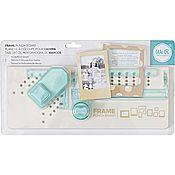 Инструмент для создания рамок We R Memory Keepers - Frame Punch Board.