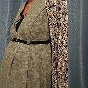 Одежда ручной работы. Ярмарка Мастеров - ручная работа Сарафан для будущей мамы. Handmade.