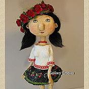 Куклы и игрушки ручной работы. Ярмарка Мастеров - ручная работа Кубаночка. Handmade.