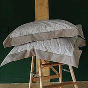 """Комплекты постельного белья ручной работы. Ярмарка Мастеров - ручная работа """"Earl Gray""""-постельное белье из ПРЕМИУМ сатина. Handmade."""