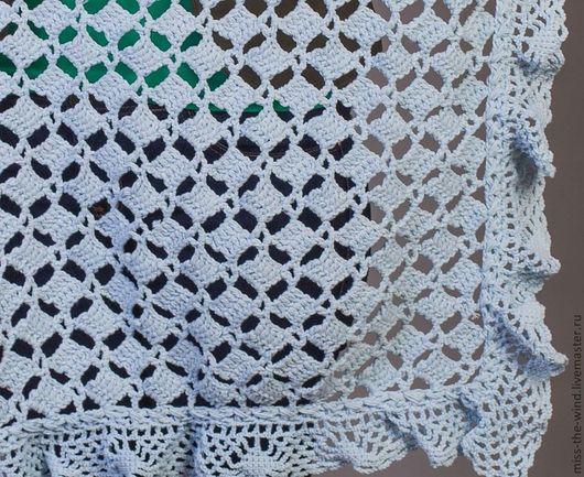 Пледы и одеяла ручной работы. Ярмарка Мастеров - ручная работа. Купить Плед для малыша. Модель №2. Handmade. Голубой