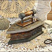"""Для дома и интерьера ручной работы. Ярмарка Мастеров - ручная работа Утюг-шкатулка """"La lingere"""". Handmade."""