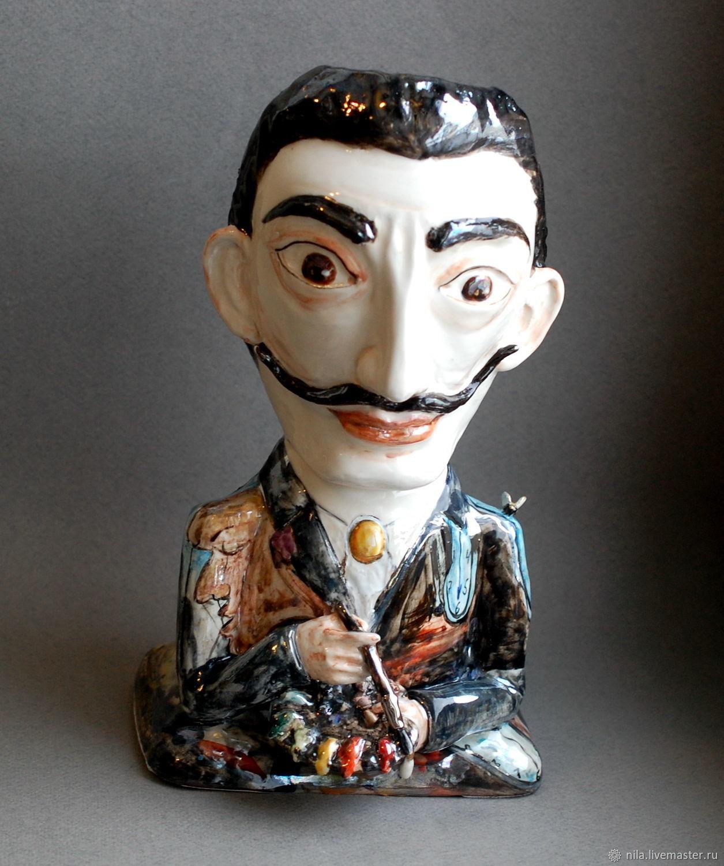 Сальвадор Дали. Скульптура ваза, Статуэтки, Москва,  Фото №1