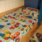 Комплекты постельного белья ручной работы. Ярмарка Мастеров - ручная работа Детские комплекты постельного белья. Handmade.