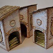 Сувениры и подарки ручной работы. Ярмарка Мастеров - ручная работа Чайный домик - Выборг. Handmade.
