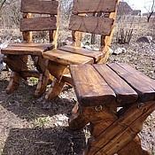 Для дома и интерьера ручной работы. Ярмарка Мастеров - ручная работа деревянная мебель. Handmade.