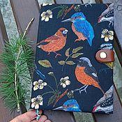 Канцелярские товары handmade. Livemaster - original item Daily Bird trills. Handmade.