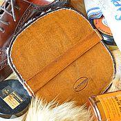Подарки к праздникам ручной работы. Ярмарка Мастеров - ручная работа Стиль Любителя Чистой Обуви бархотка кожаная для обуви. Handmade.