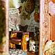 Кукольный дом ручной работы. Домик для зверушки, миниатюра арт. № А009. Ангел Мой, Марина Капралова (angelmy). Ярмарка Мастеров.