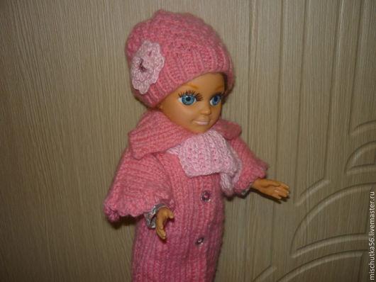 Одежда для девочек, ручной работы. Ярмарка Мастеров - ручная работа. Купить 2Розовая радость.Одежда для кукол.. Handmade. Розовый