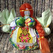 """Куклы и игрушки ручной работы. Ярмарка Мастеров - ручная работа Травница """"Веснушка"""". Handmade."""