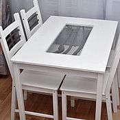 Для дома и интерьера ручной работы. Ярмарка Мастеров - ручная работа Обеденный стол. Handmade.
