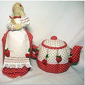 Для дома и интерьера ручной работы. Ярмарка Мастеров - ручная работа Чайник хранитель. Handmade.