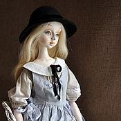 Куклы и игрушки ручной работы. Ярмарка Мастеров - ручная работа Коллекционная кукла Мишель. Handmade.