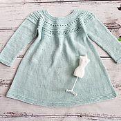 Платья ручной работы. Ярмарка Мастеров - ручная работа Платье для девочки 3х лет. Handmade.