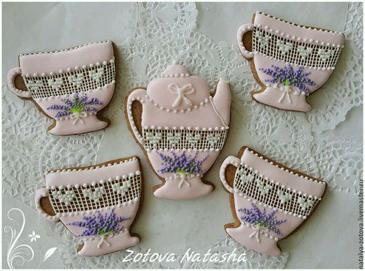 Персональные подарки ручной работы. Ярмарка Мастеров - ручная работа. Купить Набор для чая.. Handmade. Посуда, набор посуды