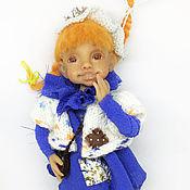 Куклы и игрушки handmade. Livemaster - original item Mischievous Pippi Longstocking.. Handmade.
