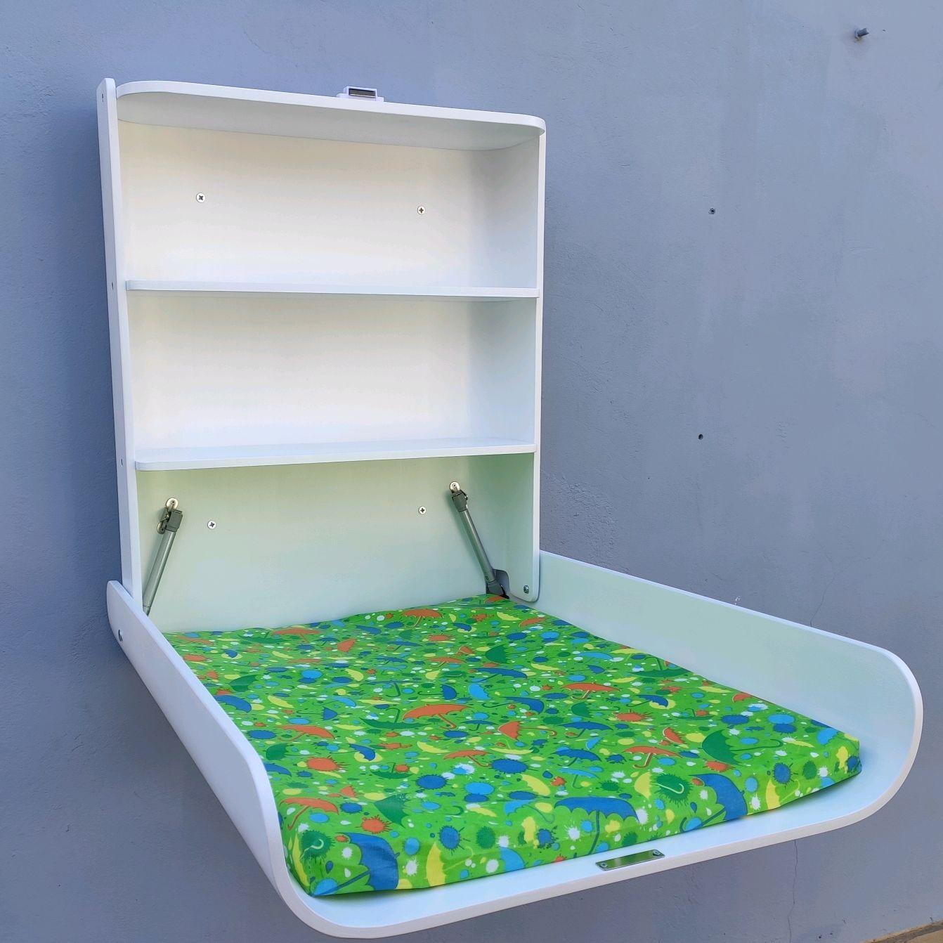Настенный пеленальный стол, Мебель для детской, Нахабино,  Фото №1