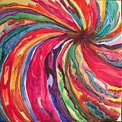 Картины и панно ручной работы. Ярмарка Мастеров - ручная работа Миг Счастья. Handmade.
