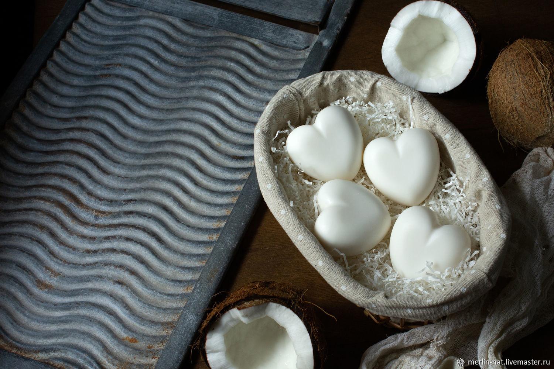 Household coconut soap ' Classic', Soap, Tambov,  Фото №1