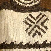 Одежда handmade. Livemaster - original item Sweater rustic 3. Handmade.