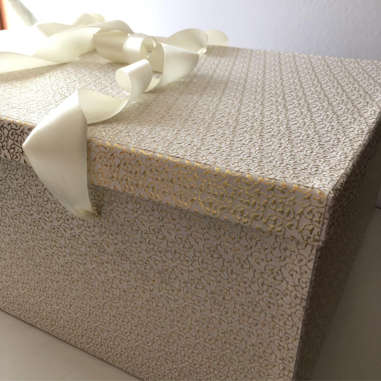 Большая коробка для свадебного платья 70х47х22, Упаковка, Москва, Фото №1