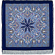Шерстяной павлово-посадский платок Испанский