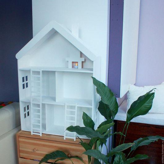 кукольный домик, детский домик, домик из дерева, деревянный домик. Купить кукольный домик. натуральное дерево. Мастер Сечкина Юлия