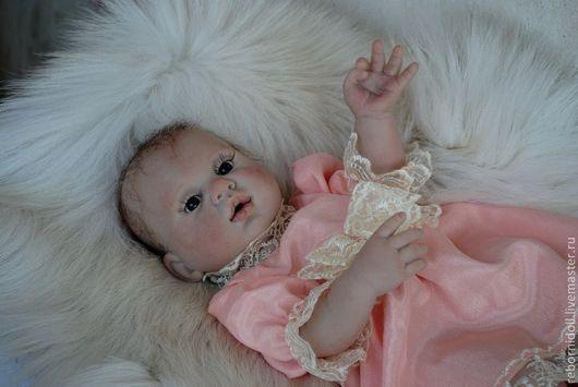 Куклы-младенцы и reborn ручной работы. Ярмарка Мастеров - ручная работа. Купить Кукла реборн Лилу. Handmade. Кукла реборн