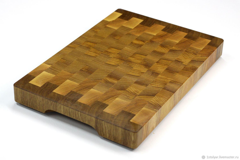 End cutting Board №123, Cutting Boards, Orekhovo-Zuyevo,  Фото №1