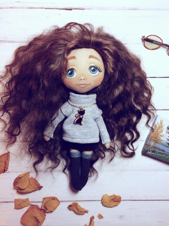 Коллекционные куклы ручной работы. Ярмарка Мастеров - ручная работа. Купить Кукла. Текстильная кукла. Handmade. Кукла, куколка