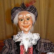 Куклы и игрушки handmade. Livemaster - original item The Lamplighter Lanten. Handmade.
