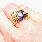 Украшения handmade. Livemaster - original item THE WIRE WRAP.The ring