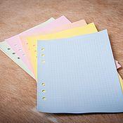 Канцелярские товары handmade. Livemaster - original item Filofax replacement Notepad