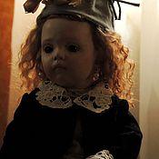 Куклы и игрушки ручной работы. Ярмарка Мастеров - ручная работа Портретная шарнирная кукла 34см.. Handmade.