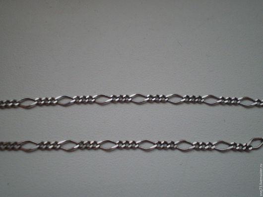 Цепочка из серебра 925 пробы 55 см