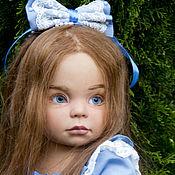 Куклы и игрушки ручной работы. Ярмарка Мастеров - ручная работа Реборн тоддлер Алиса.РЕЗЕРВ.. Handmade.
