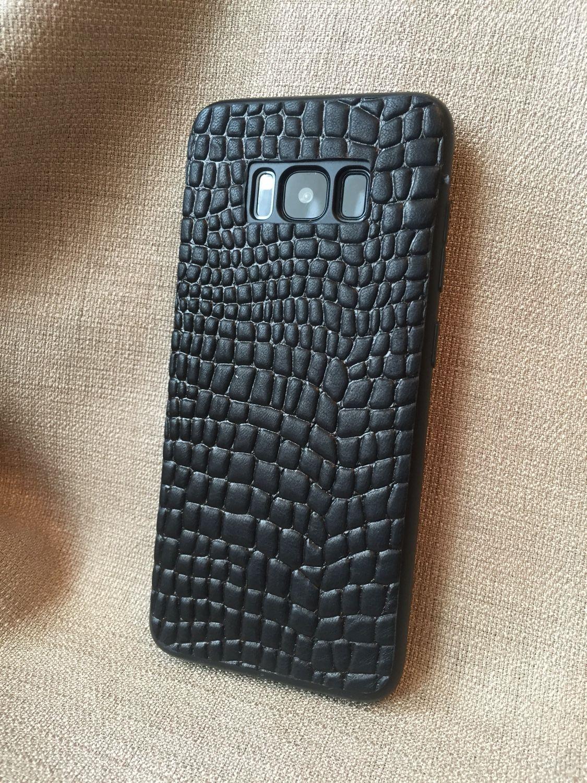 Накладки на Samsung Galaxy из кожи, Чехол, Москва,  Фото №1