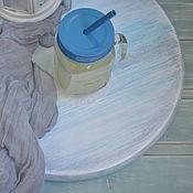 Сувениры и подарки ручной работы. Ярмарка Мастеров - ручная работа Круглая подставка для сервировки стола. Handmade.