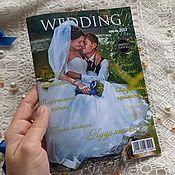 handmade. Livemaster - original item Personal wedding magazine WITH your photos. Handmade.