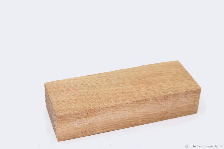 Бруски дерева дуб, Материалы для столярного дела, Владимир,  Фото №1