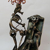 Сувениры и подарки handmade. Livemaster - original item A psychiatrist. Handmade.