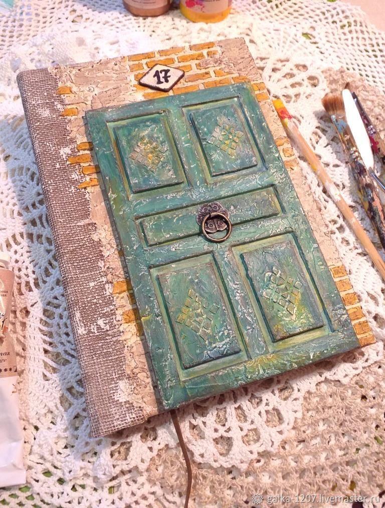 """Блокнот """"Тайна старинной двери"""", Блокноты, Москва,  Фото №1"""