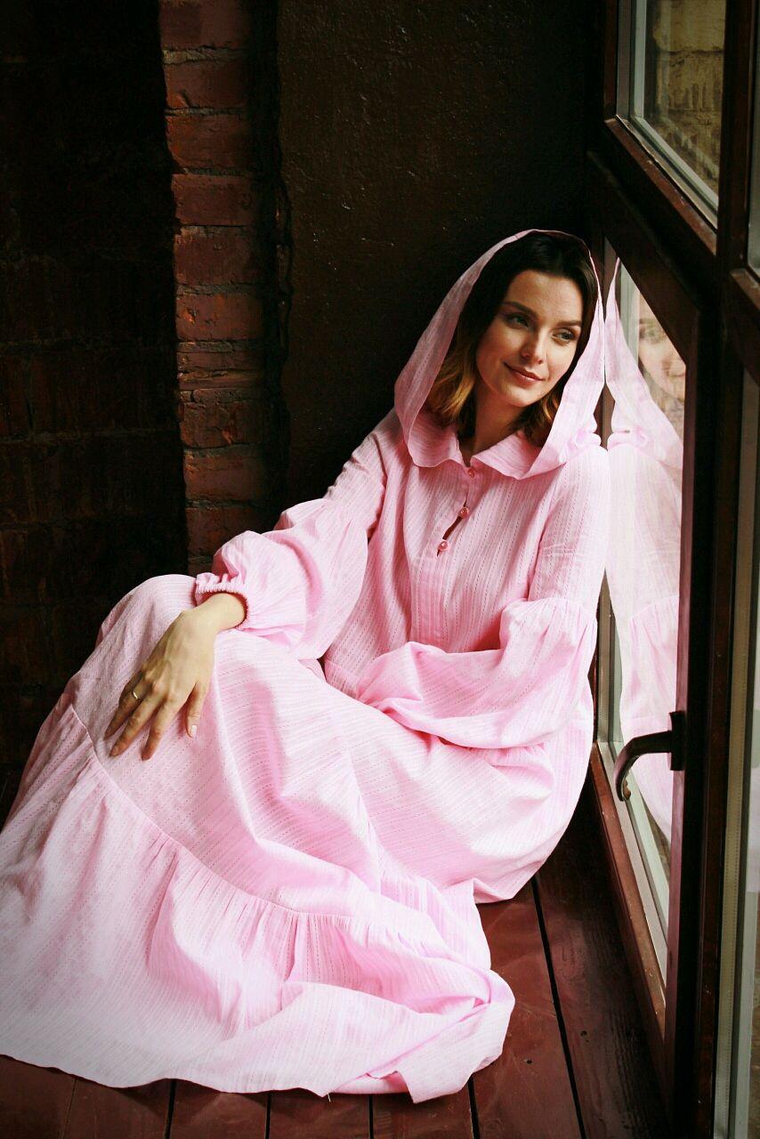 Романтическое платье для отпуска и не только Розовое, Платья, Москва, Фото №1