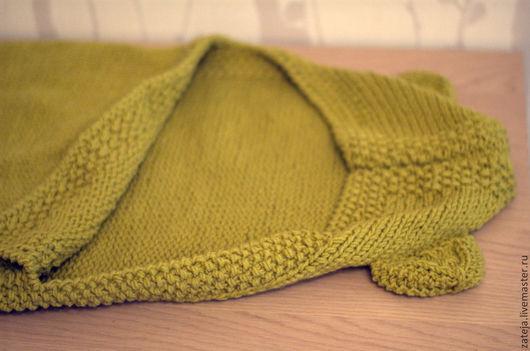 """Для новорожденных, ручной работы. Ярмарка Мастеров - ручная работа. Купить Конверт для новорожденного """"Лягушонок"""". Handmade. Зеленый, для новорожденного, лягушонок"""