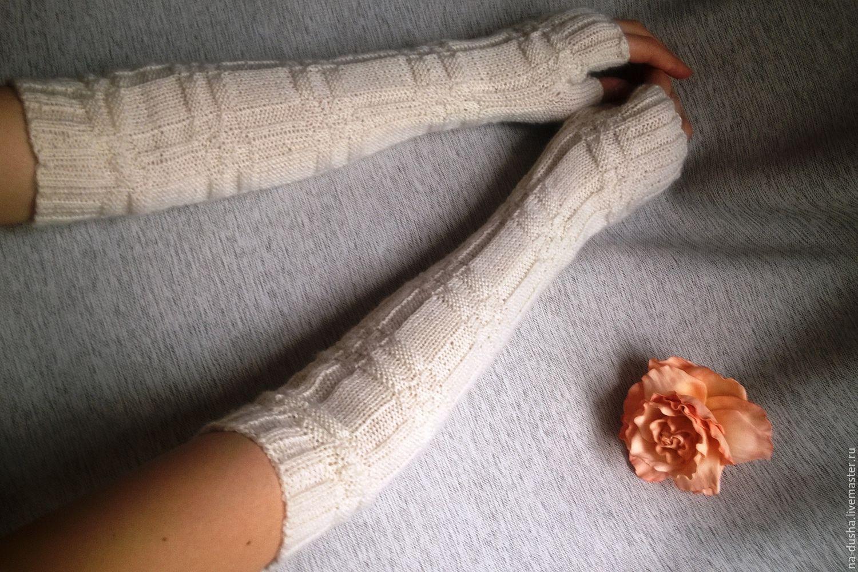 Митенки - Интернет-магазин - Перчатки без пальцев