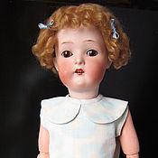 Куклы и игрушки ручной работы. Ярмарка Мастеров - ручная работа Антикварная кукла Heubach Koppelsdorf. Handmade.