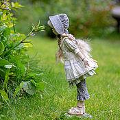 Шарнирная кукла ручной работы. Ярмарка Мастеров - ручная работа !Резерв! Фарфоровая шарнирная кукла. Handmade.
