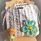 Работы для детей, ручной работы. Ярмарка Мастеров - ручная работа Детская сумочка. Handmade.