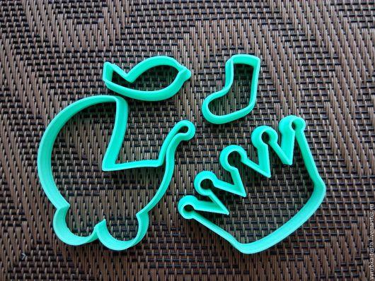 Кухня ручной работы. Ярмарка Мастеров - ручная работа. Купить Детские штучки 2 - вырубка для мастики. Handmade. Комбинированный